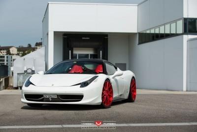 Ferrari 458 Italia - Vossen Forged Precision Series VPS-306 -_18526725899_o