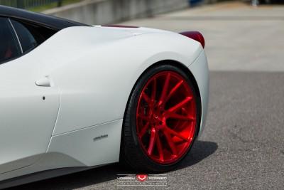 Ferrari 458 Italia - Vossen Forged Precision Series VPS-306 -_18526730829_o