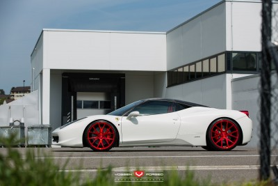 Ferrari 458 Italia - Vossen Forged Precision Series VPS-306 -_18686632626_o