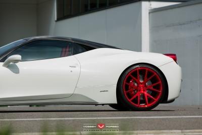 Ferrari 458 Italia - Vossen Forged Precision Series VPS-306 -_18686632766_o