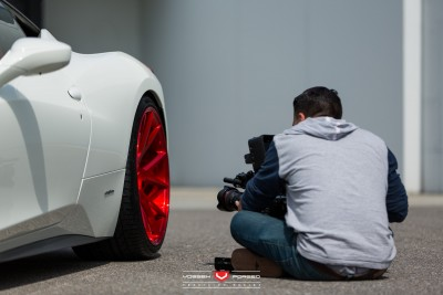 Ferrari 458 Italia - Vossen Forged Precision Series VPS-306 -_18686635296_o