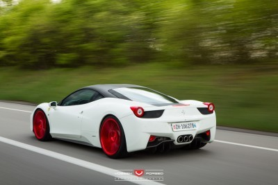 Ferrari 458 Italia - Vossen Forged Precision Series VPS-306 -_18708100352_o