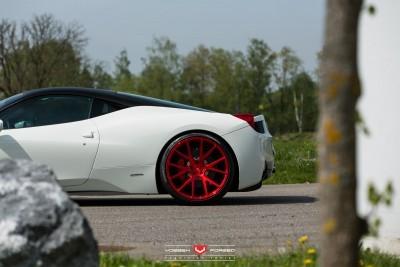Ferrari 458 Italia - Vossen Forged Precision Series VPS-306 -_18708117302_o