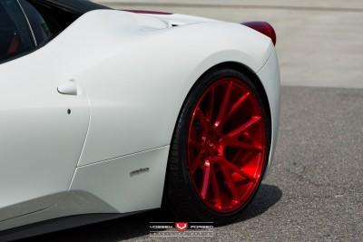 Ferrari 458 Italia - Vossen Forged Precision Series VPS-306 -_18708119292_o
