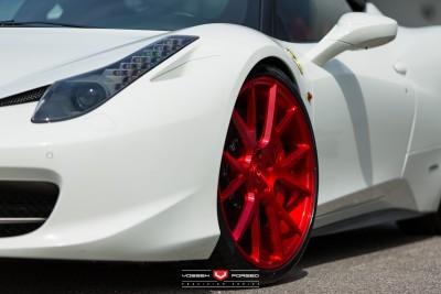 Ferrari 458 Italia - Vossen Forged Precision Series VPS-306 -_18712960875_o