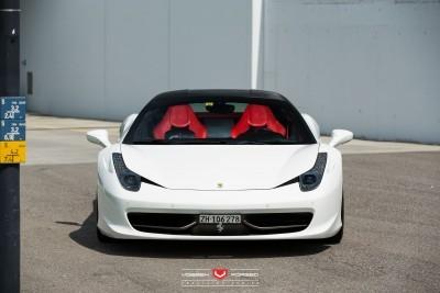 Ferrari 458 Italia - Vossen Forged Precision Series VPS-306 -_18712967145_o