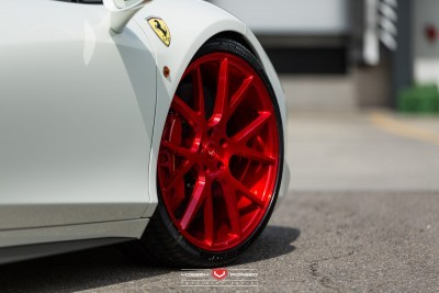 Ferrari 458 Italia - Vossen Forged Precision Series VPS-306 -_18715321781_o