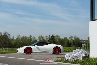 Ferrari 458 Italia - Vossen Forged Precision Series VPS-306 -_18715335741_o
