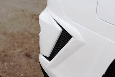 LARTE Design Lexus LX570 Alligator Bodykit White 16