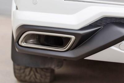 LARTE Design Lexus LX570 Alligator Bodykit White 18