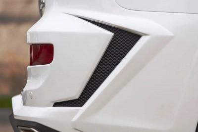 LARTE Design Lexus LX570 Alligator Bodykit White 22