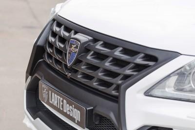 LARTE Design Lexus LX570 Alligator Bodykit White 41