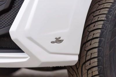 LARTE Design Lexus LX570 Alligator Bodykit White 45