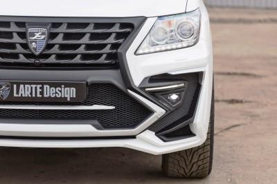 LARTE Design Lexus LX570 Alligator Bodykit White 56