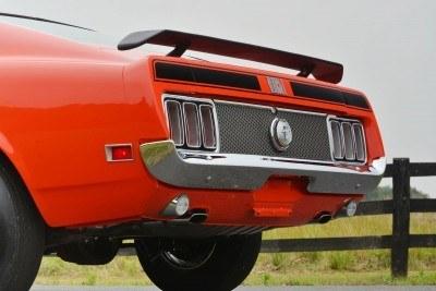 Mecum Harrisburg 2015 114_1970 Ford Mustang Mach 1 Fastback 11