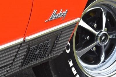 Mecum Harrisburg 2015 114_1970 Ford Mustang Mach 1 Fastback 13