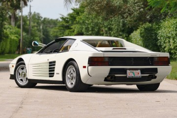 Miami Vice Ferrari 512 TestaRossa Bringing Coked-Up 80s Cool to Mecum 2015 Monterey Auctions