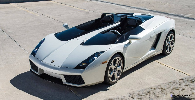 One-Off 2006 Lamborghini Concept S - RM NYC 2015 Auction Preview 1