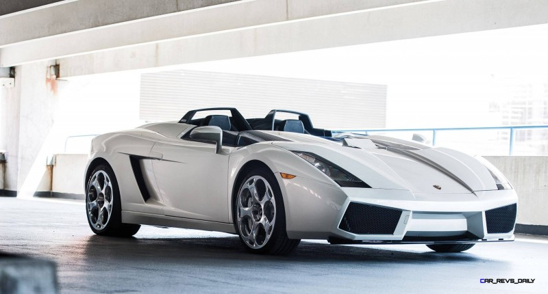 One-Off 2006 Lamborghini Concept S - RM NYC 2015 Auction Preview 10