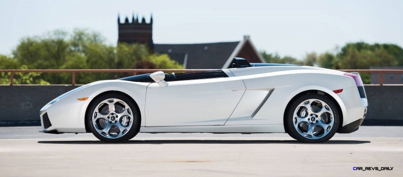 One-Off 2006 Lamborghini Concept S - RM NYC 2015 Auction Preview 3