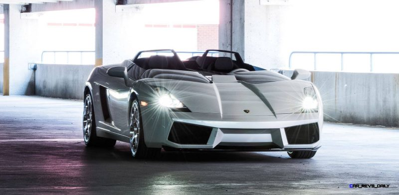 One-Off 2006 Lamborghini Concept S - RM NYC 2015 Auction Preview 9