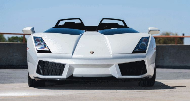 One-Off 2006 Lamborghini Concept S - RM NYC 2015 Auction Preview