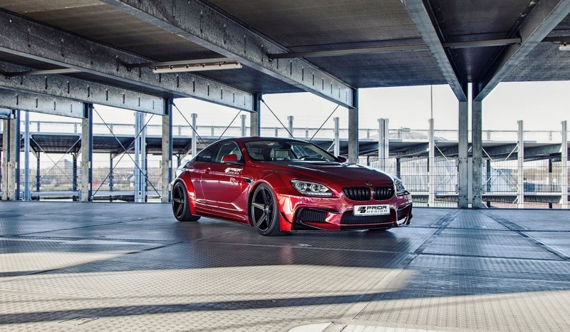 PRIOR-DESIGN PD6XX Widebody BMW 650i and M6 10
