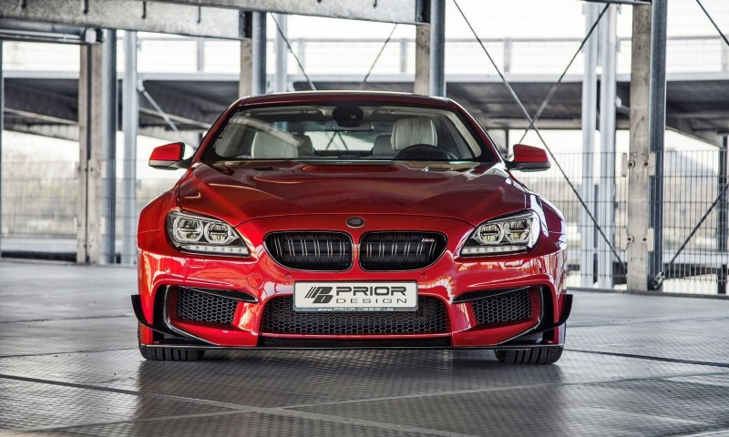 PRIOR-DESIGN PD6XX Widebody BMW 650i and M6 12