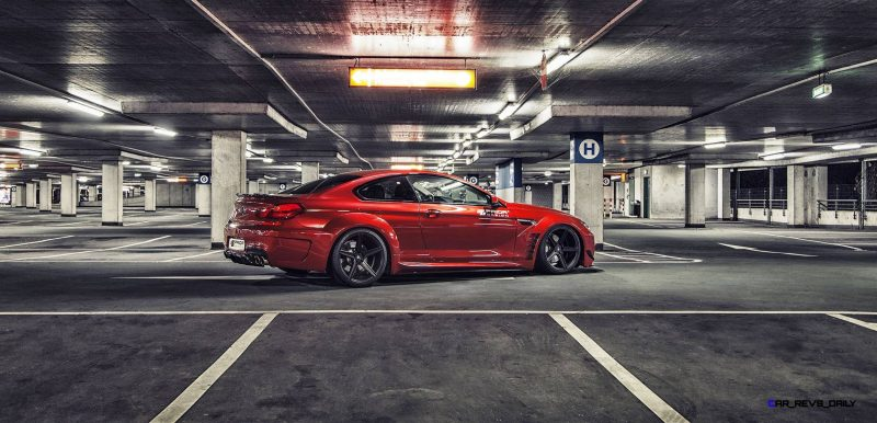 PRIOR-DESIGN PD6XX Widebody BMW 650i and M6 2