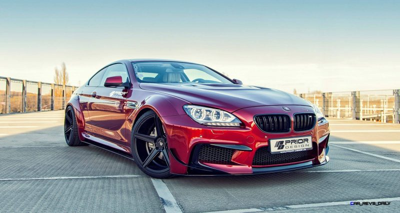 PRIOR-DESIGN PD6XX Widebody BMW 650i and M6 20