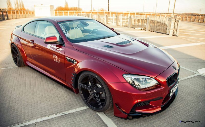 PRIOR-DESIGN PD6XX Widebody BMW 650i and M6 24