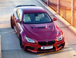 PRIOR-DESIGN PD6XX Widebody for BMW 650i and M6 Will Scare Friends/Neighbors