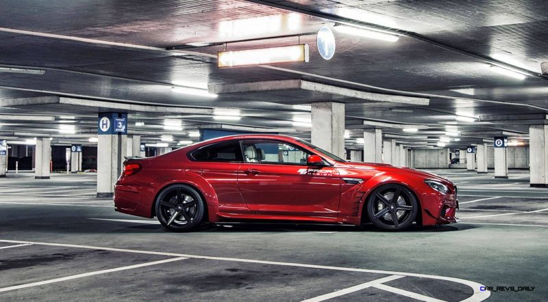 PRIOR-DESIGN PD6XX Widebody BMW 650i and M6 3