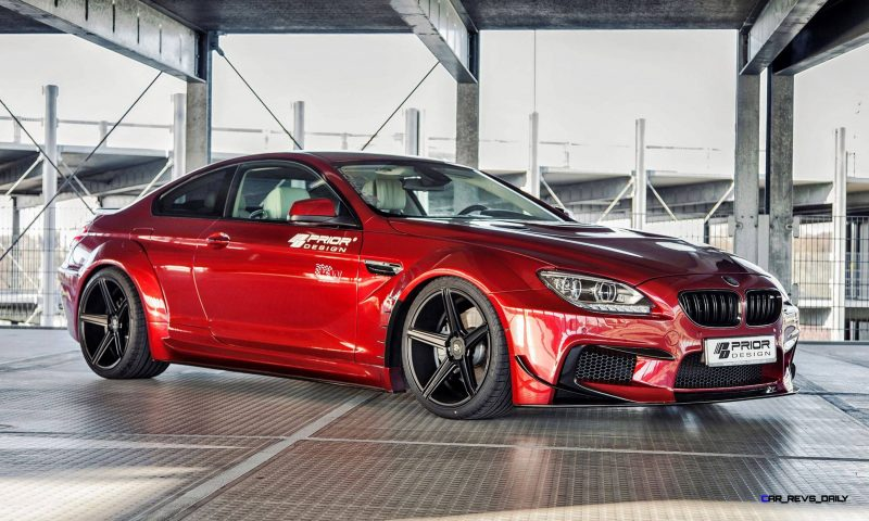 PRIOR-DESIGN PD6XX Widebody BMW 650i and M6 9