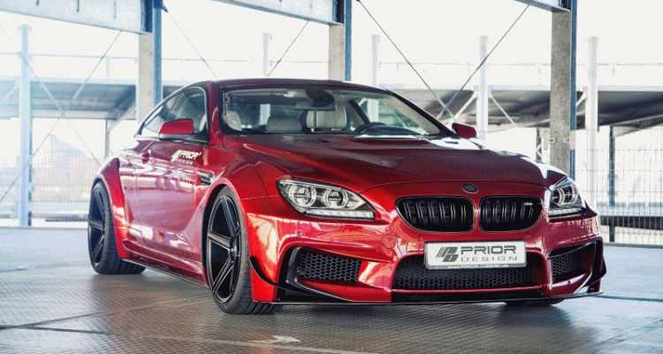 PRIOR-DESIGN PD6XX Widebody BMW 650i and M6