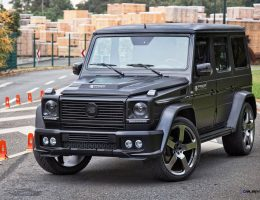 Prior Design G-Class Aero Kit Now Offered as a Widebody