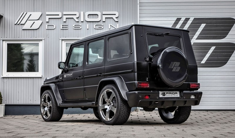 Prior Design G-Class Aero Kit 15