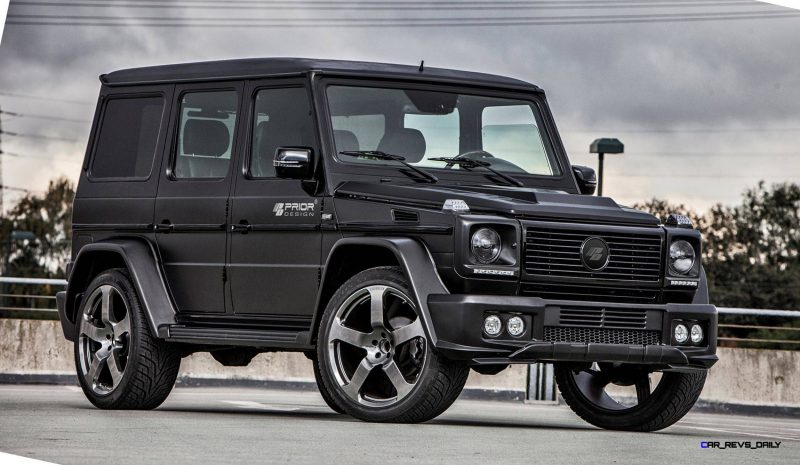 Prior Design G-Class Aero Kit 3