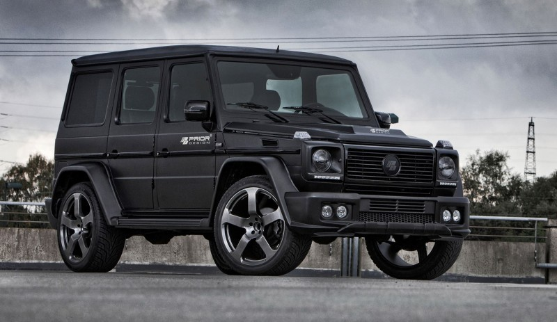 Prior Design G-Class Aero Kit 4
