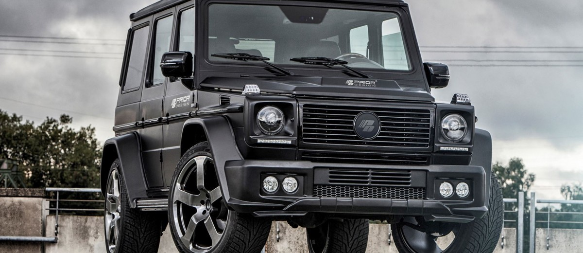 Prior Design G-Class Aero Kit 5