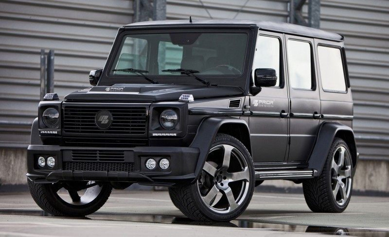 Prior Design G-Class Aero Kit 7