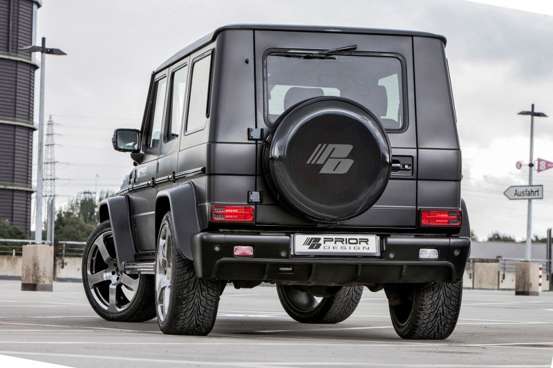 Prior Design G-Class Aero Kit 8