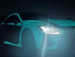 2015 Lexus RCF Saatchi BPM Concept Debuts Stunning Biometric Paint