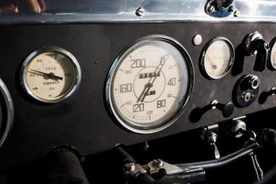 RM Monterey 2015 - 1938 Adler Trumpf Rennlimousine 29
