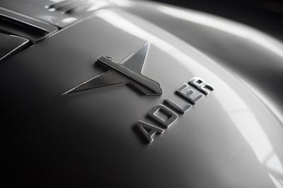 RM Monterey 2015 - 1938 Adler Trumpf Rennlimousine 8