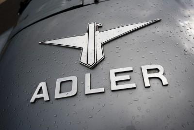 RM Monterey 2015 - 1938 Adler Trumpf Rennlimousine 9