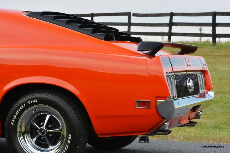 S114_1970 Ford Mustang Mach 1 Fastback Calypso Coral 10
