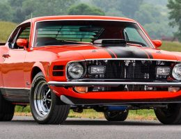 Mecum July 2015 – Four Flawless Mustang Mach 1 and Shelby GT500KR Fastbacks