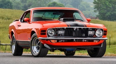 S114_1970 Ford Mustang Mach 1 Fastback Calypso Coral 15
