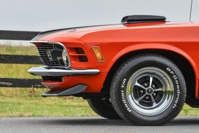 S114_1970 Ford Mustang Mach 1 Fastback Calypso Coral 5